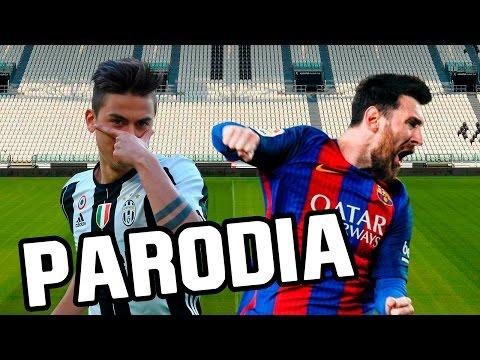 Xxx Mp4 Canción Juventus Barcelona 3 0 Parodia Nicky Jam El Amante RESUBIDO 3gp Sex