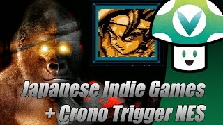 [Vinesauce] Vinny - Japanese Indie Games + Crono Trigger NES
