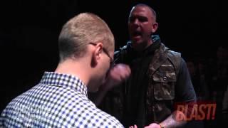 The O-Zone Battles: Pat Stay vs. Nils m/ Skils