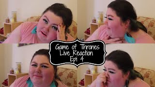Game Of Thrones S6: Live Reaction - Episode 4