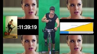 clase virtual spinning ciclo 259 impactegym