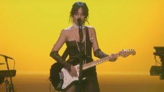 Camila Cabello SLAMMED For Awkward Air Guitar Performance on Ellen