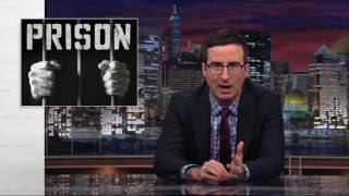 John Oliver on private prisons