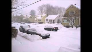 Weather Photo Slideshow, Mamaroneck New York, Edit 2.