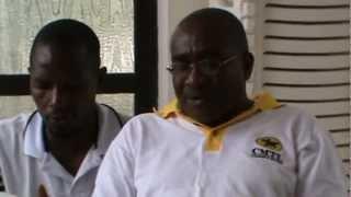 Ushindi SDA Choir   Practise 1