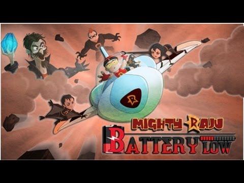 Mighty Raju - Battery Low Movie
