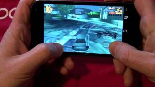 Video Recensione GTA III su Galaxy Nexus by batista70phone
