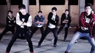 K Tigers Danger (BTS)Taekwondo ver.
