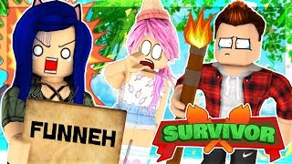 ROBLOX TV - I KICKED MYSELF OFF SURVIVOR!! DUMBEST MOVE EVER!! (Roblox Survivor Finale) #4