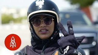 Dubai's Elite Female Police Squad