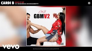 Cardi B - Back It Up (Audio) ft. Konshens, Hoodcelebrityy