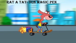 Rat-A-Tat | Chotoonz Kids Funny Cartoon Videos | 'Don Magic Pen'