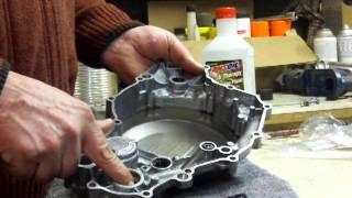 Oakys Garage: YZ450f Water Pump Seal