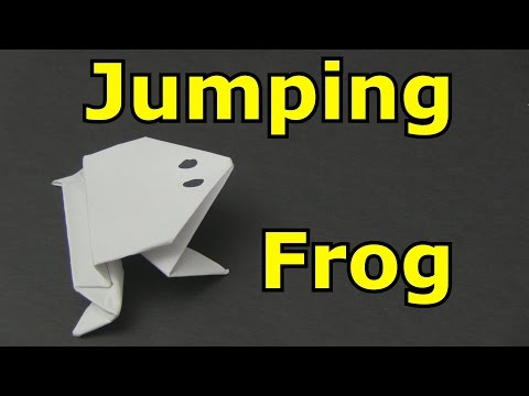Xxx Mp4 How To Make A Paper Frog That Jumps High And Far 3gp Sex