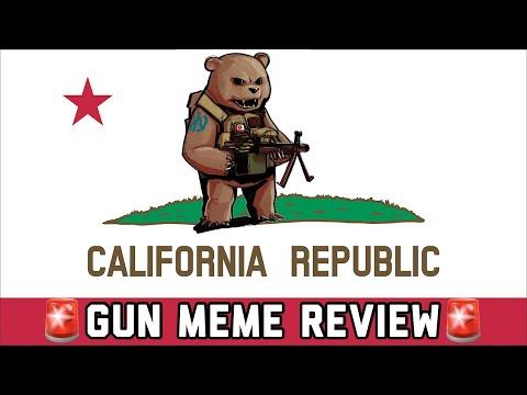 CALIFORNIA UNBANS COOL GUNS