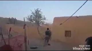 Pakistan vs Afghanistan War May 2017