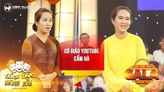Thách thức danh hài 3   tổng hợp 2 tiết mục của cô giáo YouTube Cẩm Hà