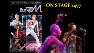 Boney M. On Stage & On The Road - Part. 1 - Live In Hamburg (1977) FULL Concert -