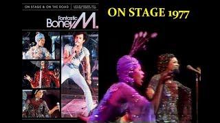 Boney M. On Stage & On The Road. Erste November Festival VIenna [1977] FULL CONCERT