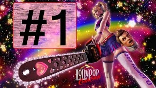 Lollipop Chainsaw | Let's Play | Part 1 (No Commentary)
