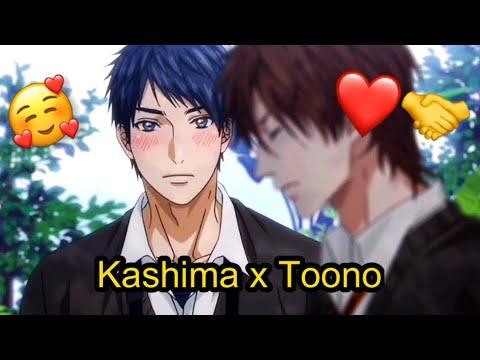 Xxx Mp4 Kashima Y Toono Momentos Románticos Yarichin Bitch Club Ova 1 3gp Sex