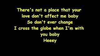 Chris Brown feat. Pitbull - International Love Lyrics HD