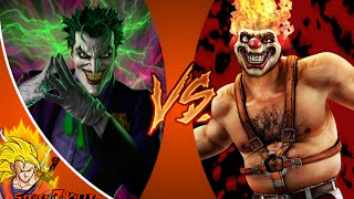 Joker VS Sweet Tooth _ DEATH BATTLE! REACTION!!!