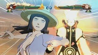 Naruto Shippuden Ultimate Ninja Storm Revolution   Summer Clothes DLC Sakura Hinata Ino TenTen