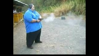 Fat Guy with Gun Ultimate Shootout