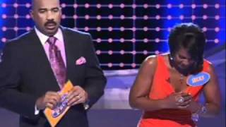 """Family Feud - """"Your Penis"""" Hilarious Fast Money (Long Version)"""