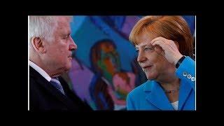 News In coalition showdown, Merkel allies to decide on migrant plan