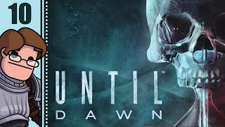 Let's Play Until Dawn Part 10 - The Psycho Path