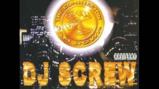 DJ Screw - All Work No Play - We Are Family