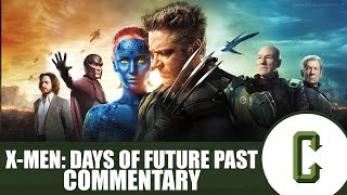 X-Men: Days of Future Past Commentary