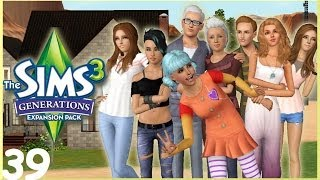 Let's Play: The Sims 3 Generations - (Part 39) - Baby & GrandParents