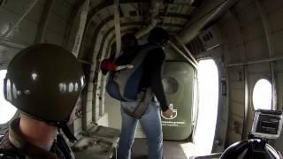 Základní parašutistický výcvik 23.5.2015