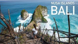 TRAVEL MOVIE | Backpacken op Bali & de Nusa Islands • Azië