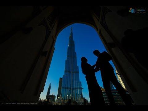 Most Beautiful Dubai wedding Teaser Benny & Shilfa 2018