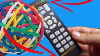 14 Genius Rubber Band Lifehacks to Simplify Your Life