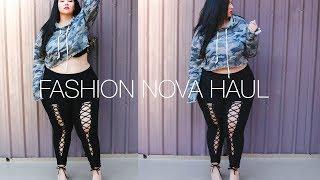 PLUS SIZE FASHION TRY ON HAUL | Fashion Nova Time! Jeans, Dresses, Rompers & More!