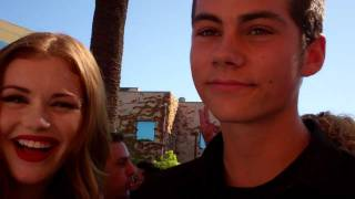 """Teen Wolf"" stars at the 2011 Teen Choice Awards"