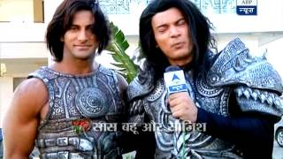 Hatim and Zargam fight