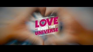 Mark With a K - Love Rules The Universe (Official Videoclip)