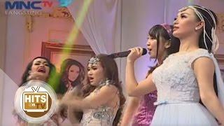 Ayu Ting Ting Julia Perez Zaskia Gotik & Chikarina JKT48 - Hello Dangdut [Cecepu]