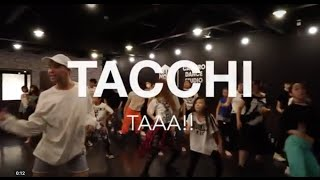 TACCHI[TAAA!!]Craig David - When The Baseline Drops @CAMURO DANCE STUDIO