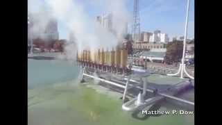Steam Calliope on the NATCHEZ 34