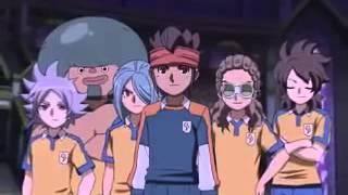 Inazuma eleven go le film (partie 7)