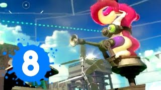 Let's Play Splatoon [Single Player] - Part 8
