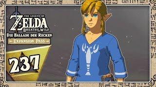 THE LEGEND OF ZELDA BREATH OF THE WILD Part 237: Das blaue Hummerhemd aus The Wind Waker!