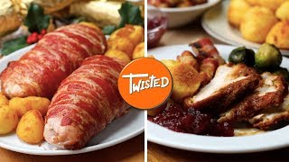 9 Easy Thanksgiving Dinner Recipes | Homemade Thanksgiving Meals | Twisted